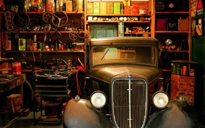 The Car Wants The Garage Back